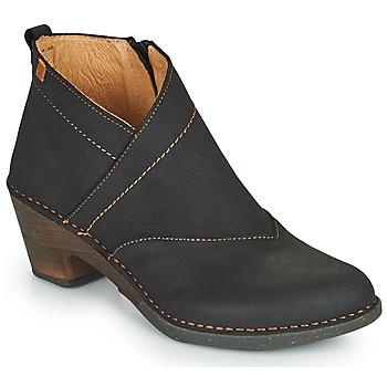 Chaussures Femme Bottines El Naturalista SYLVAN Noir