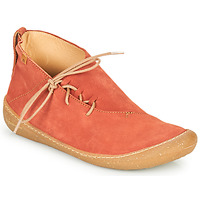 Chaussures Femme Boots El Naturalista PAWIKAN Rouge