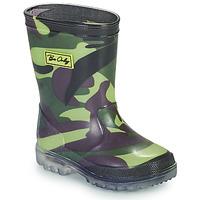 Chaussures Garçon Bottes de pluie Be Only ARMY Kaki