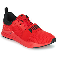 Chaussures Homme Baskets basses Puma WIRED Rouge / Noir