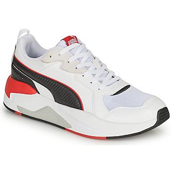 Chaussures Homme Baskets basses Puma XRAY GAME Blanc / Noir / Gris
