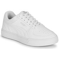 Chaussures Enfant Baskets basses Puma CAVEN JR Blanc