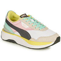 Chaussures Femme Baskets basses Puma CRUISE RIDER Multicolore