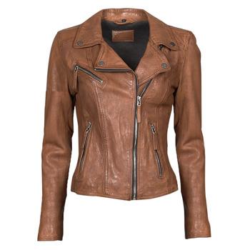 Vêtements Femme Vestes en cuir / synthétiques Oakwood CLIPS 6 Marron