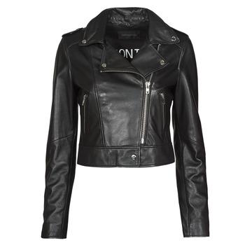 Vêtements Femme Vestes en cuir / synthétiques Oakwood NIKKO Noir