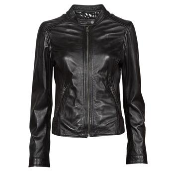 Vêtements Femme Vestes en cuir / synthétiques Oakwood KARINE Noir