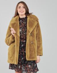 Vêtements Femme Manteaux Oakwood PERSHING Camel