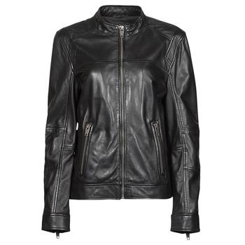 Vêtements Femme Vestes en cuir / synthétiques Oakwood DUBLIN Noir