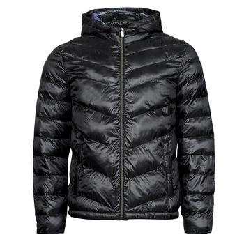 Vêtements Homme Doudounes Guess SUPER LIGHT PUFFA JKT Noir