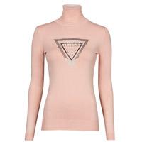 Vêtements Femme Pulls Guess ADELLE TN LS SWTR Rose