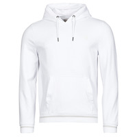 Vêtements Homme Sweats Guess CHRISTIAN HOODIE FLEECE Blanc