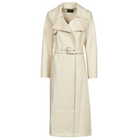 Vêtements Femme Trenchs Guess BARAA TRENCH Beige