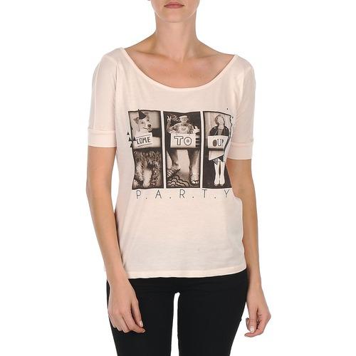 Vêtements Femme T-shirts manches courtes Bench CREEPTOWN Rose