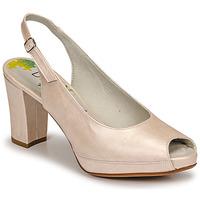 Chaussures Femme Escarpins Dorking MODALIA Beige