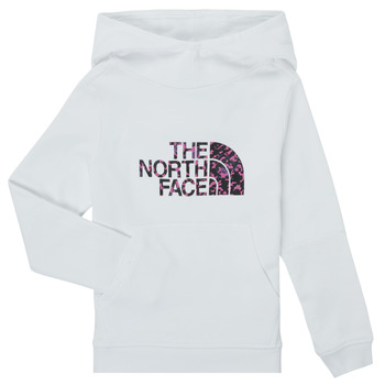 Vêtements Fille Sweats The North Face DREW PEAK HOODIE Blanc