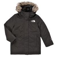 Vêtements Fille Parkas The North Face ARCTIC SWIRL PARKA Noir