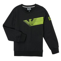Vêtements Garçon Sweats Emporio Armani EA7 SOLIR Noir