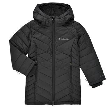 Vêtements Fille Doudounes Columbia HEAVENLY LONG JACKET Noir