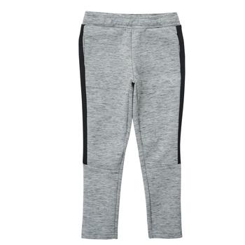 Vêtements Garçon Pantalons de survêtement Puma EVOSTRIPE PANT Gris