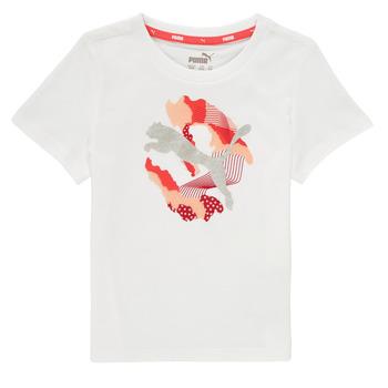 T-shirt enfant Puma ALPHA TEE
