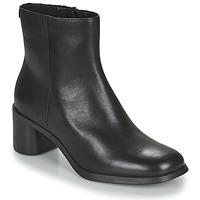 Chaussures Femme Bottines Camper MEDA Noir