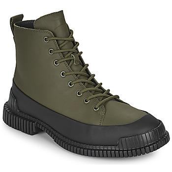 Chaussures Homme Boots Camper PIX Noir / Kaki