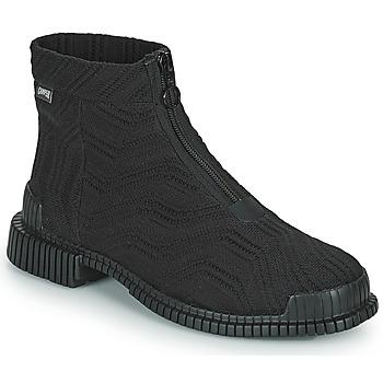 Chaussures Femme Boots Camper PIX Noir