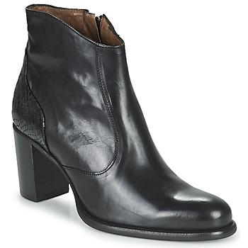 Chaussures Femme Bottines Muratti ROBERSAT Noir