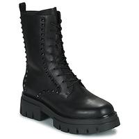 Chaussures Femme Boots Ash LIAM Noir