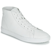 Chaussures Homme Baskets montantes Clae BRADLEY MID Blanc