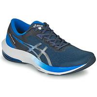 Chaussures Homme Running / trail Asics GEL-PULSE 13 Bleu / Blanc