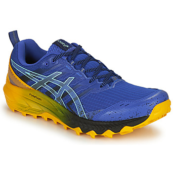 Chaussures Homme Running / trail Asics GEL-Trabuco 9 Bleu / Jaune