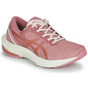 Chaussures Femme Running / trail Asics GEL-PULSE 13 Rose / Doré
