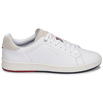 Baskets basses Tommy Hilfiger RETRO TENNIS CUPSOLE LEATHER