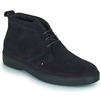 Chaussures Homme Boots Tommy Hilfiger CLASSIC SUEDE LACE BOOT Marine