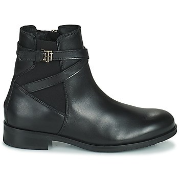 Boots Tommy Hilfiger TH HARDWARE ON BELT FLAT BOOT