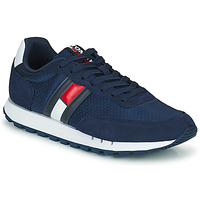 Chaussures Homme Baskets basses Tommy Jeans RETRO MIX TJM RUNNER Marine