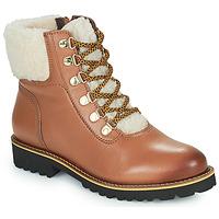 Chaussures Femme Boots Ravel PINAR Camel