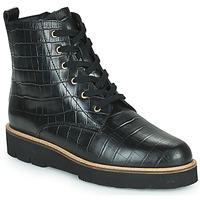 Chaussures Femme Boots Ravel MAYA Noir