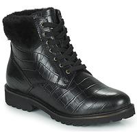 Chaussures Femme Boots Ravel IRIS Noir