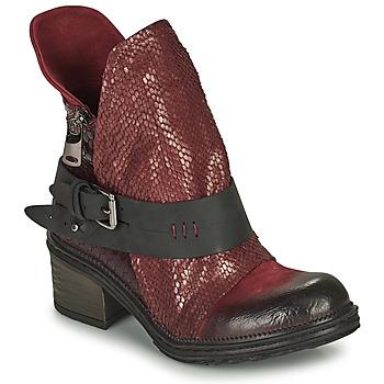 Chaussures Femme Boots Metamorf'Ose KALEUR Bordeaux