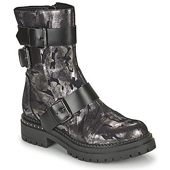 Chaussures Femme Boots Metamorf'Ose KALOPE Argenté