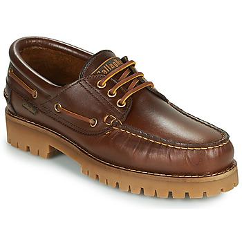 Chaussures Homme Mocassins CallagHan TIM CRO. Marron