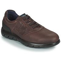 Chaussures Homme Derbies CallagHan PLUVIAM Marron