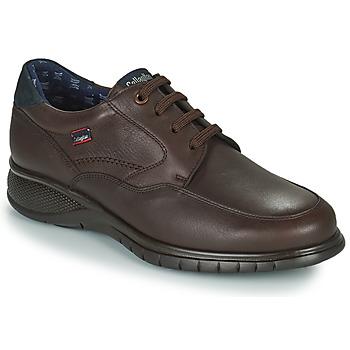 Chaussures Homme Derbies CallagHan FREEMIND Marron