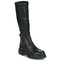Chaussures Femme Bottes ville MTNG 52465-C53206 Noir