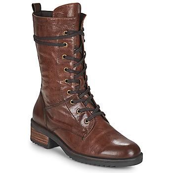 Chaussures Femme Boots Caprice 25202-351 Cognac