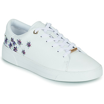 Chaussures Femme Baskets basses Ted Baker  Blanc