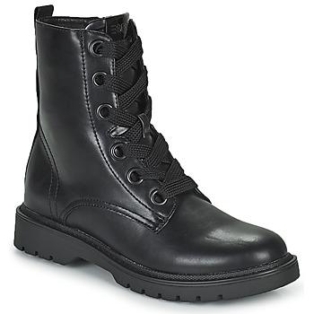 Chaussures Femme Boots Esprit SIMEONA Noir