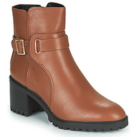 Chaussures Femme Bottines Esprit TREPINA Cognac